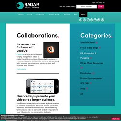 We Recommend – Radar Music Videos