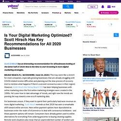 Yahoo fait désormais partie de VerizonMedia
