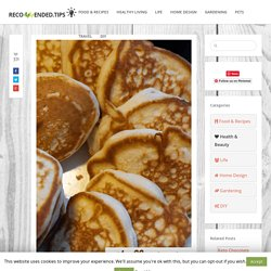 Tips:Fluffy Keto Pancakes - Recommended Tips