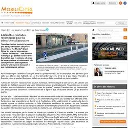 A Grenoble, Transdev récompensé pour sa démarche collaborative