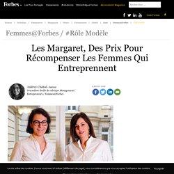 Les Margaret, Des Prix Pour Récompenser Les Femmes Qui Entreprennent