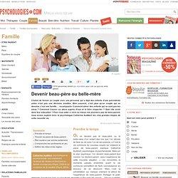 Famille recomposée : devenir beau-parent