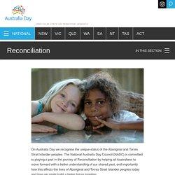 Reconciliation – Australia Day