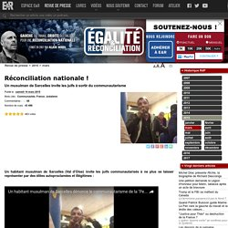 Réconciliation nationale