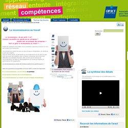 Réseau compétences - Aract Centre