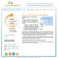 Rémunération - Rénumérer - Reconnaissance - Employé - Ressources humaines - www.louisebourget.com