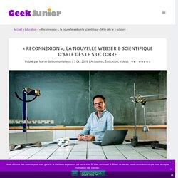"""""""Reconnexion"""", la nouvelle websérie scientifique d'Arte dès le 5 octobre"""