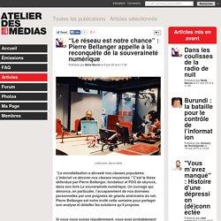 """""""Le réseau est notre chance"""" : Pierre Bellanger appelle à la reconquête de la souveraineté numérique"""