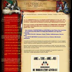 Expositions poilus 14 18 reconstitution commémoration guerre mondiale 1914