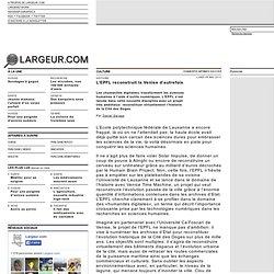 L'EPFL reconstruit la Venise d'autrefois