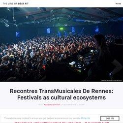 Recontres TransMusicales De Rennes 2015