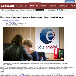 Vers une année record pour la fraude aux allocations chômage