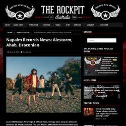 Napalm Records News: Alestorm, Ahab, Draconian
