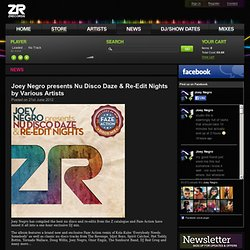 Z Records - Joey Negro's house & disco record label