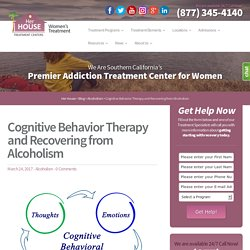 Cognitive Behavior Therapy and Recovering from Alcoholism