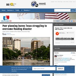 Without clear recovery policy, Texas struggles to overcome flooding disaster - DecodeDC Story