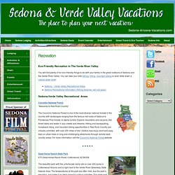 Sedona Arizona Vacations - The place to plan your next vacation in Sedona Arizona.