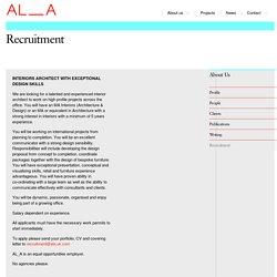 Recruitment - AL_A