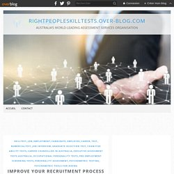 Improve Your Recruitment Process with Numerical Reasoning Test