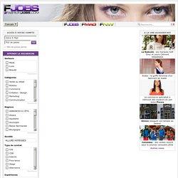 Offres d'emploi ALLURE HOTESSES - recrutement - FashionJobs.com France (#105280)
