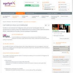 Cap emploi vous accompagne - Recrutement et intégration - Entreprise - www-agefiph