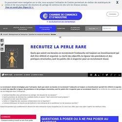 Conseils en recrutement: rechercher un candidat et choisir un contrat de travail