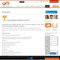 Recrutement référencement - emploi référencement - Paris - Lyon - Brioude (Auvergne)