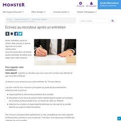 Offres d'emploi - Monster.fr - Trouver un emploi, un job, un travail