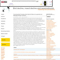 webarchive: Het nooit gepubliceerde artikel van VOX redacteur Van den Broek