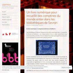 Un livre numérique pour recueillir des comptines du monde entier dans les bibliothèques de Sevran – Légothèque
