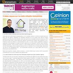 3 idées reçues sur la visite virtuelle immobilière