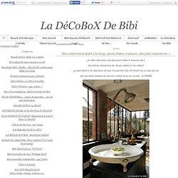récup : Tous les messages sur récup - La DéCoBoX De Bibi