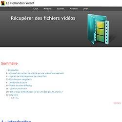 Récupérer des vidéos de sites web