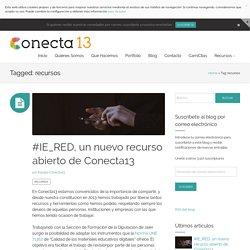 recursos archivos - Conecta 13