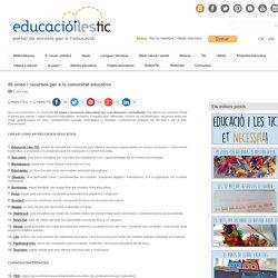 50 eines i recursos per a la comunitat educativa