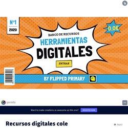 Recursos digitales cole