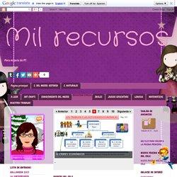 Mil recursos: EDUCACIÓN ESPECIAL