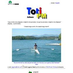 Pàgina de recursos educatius d'en Jordi Lagares Roset (TotiPM). BESALÚ.