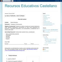 Recursos Educativos Castellano: La isla a mediodía. Julio Cortázar.