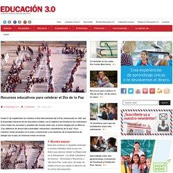 Recursos educativos para celebrar el Día de la Paz