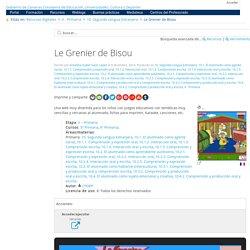 Le Grenier de Bisou » Recursos educativos digitales