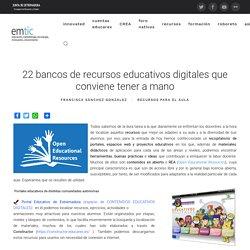 emtic - 22 bancos de recursos educativos digitales que conviene tener a mano
