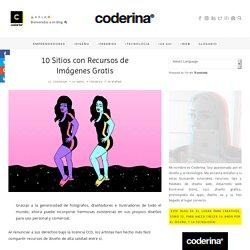 10 Sitios con Recursos de Imágenes Gratis – Coderina®