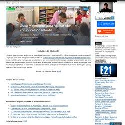 13 Sitios y 100+ Recursos sobre ABP en Educ. Infantil