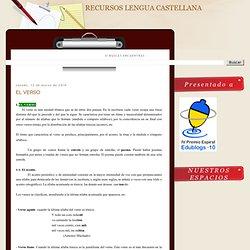 RECURSOS LENGUA CASTELLANA