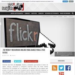 +50 Webs y Recursos Online Para Darle Vida a Tus Fotos