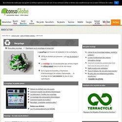 Recyclage et tri sélectif sur consoGlobe