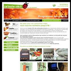 Recyclage de cartouche jet d'encre – cartouche-vide.fr