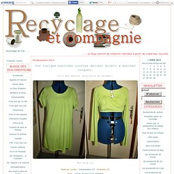recyclage et Cie . . . - Page 11