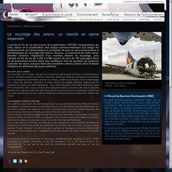 Le recyclage des avions, un marché en pleine expansion - Entrevoisins.org